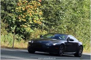 Aston Martin 2017  V8 Vantage