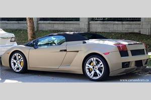 Lamborghini Gallardo Ppyder